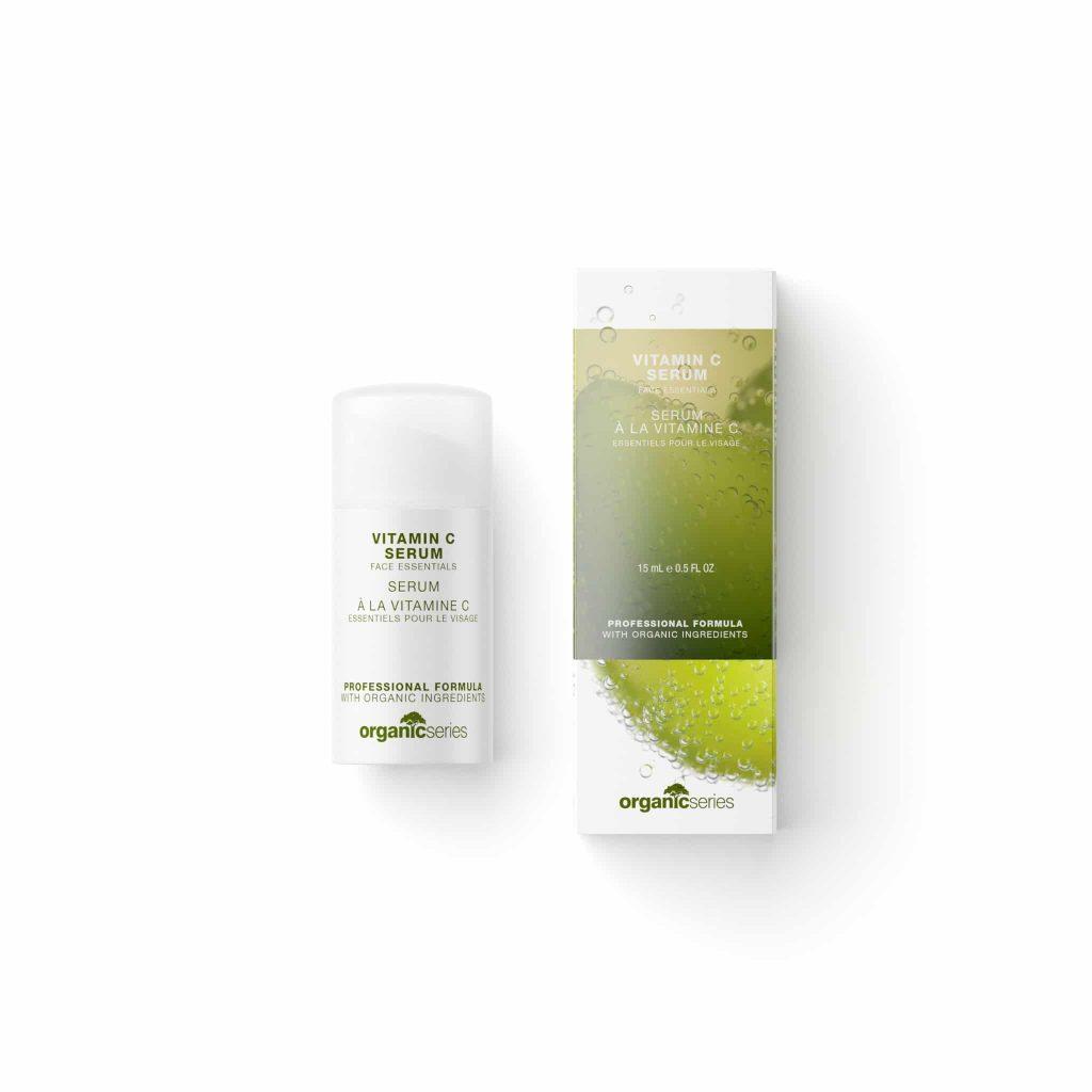Organiczne serum z witaminą C 15 ml